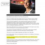 St Albans student Steve Obeid launches Alabama orbit bid