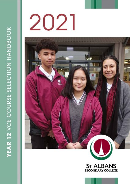 Year 12 Course Selection Handbook 2021